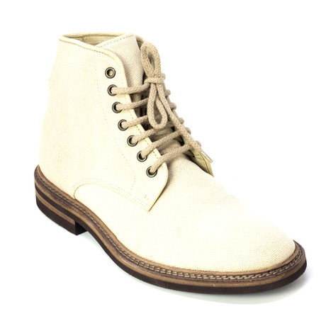 Ahmed Boots // Beige (Euro: 39)