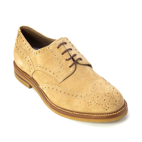 Emil Dress Shoes // Brown (Euro: 39)