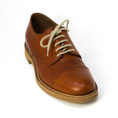 Edwin Dress Shoes // Brown (Euro: 39)
