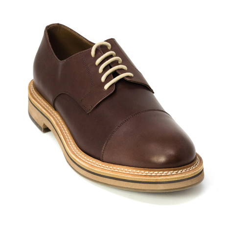 Ciro Dress Shoes // Brown (Euro: 39)