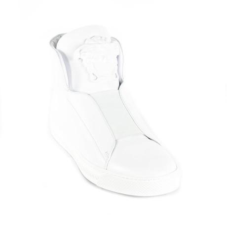 High-Top Sneakers V2 // White (Euro: 38)