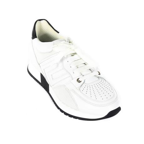 Sneakers // White (Euro: 38)