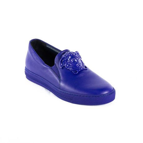 Slip-On Sneakers V2 // Blue (Euro: 38)