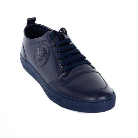 Low-Top Sneakers // Navy (Euro: 38)