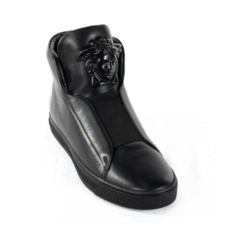 High-Top SneakersV1 // Black (Euro: 38)