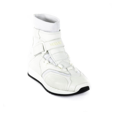 Sock Sneakers // White (Euro: 38)