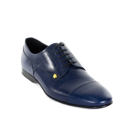 Dress Shoes // Navy (Euro: 38)