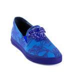 Slip-On Sneakers V1 // Blue (Euro: 38)