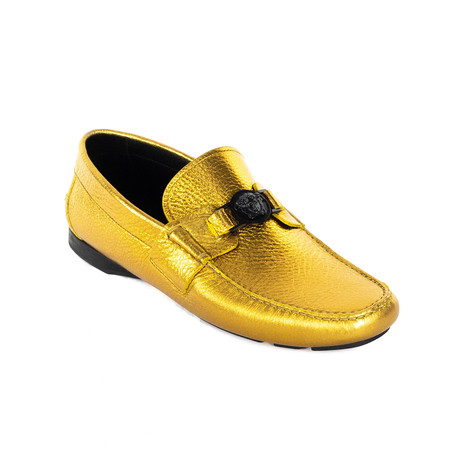 Loafers // Gold (Euro: 38)