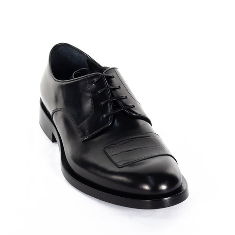 Dress Shoes V1 // Black (Euro: 38)