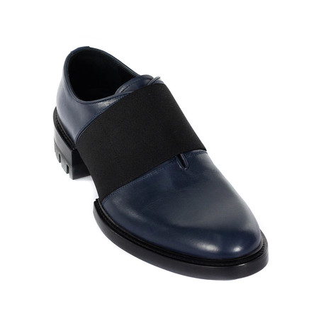Elastic Shoes // Navy (Euro: 38)