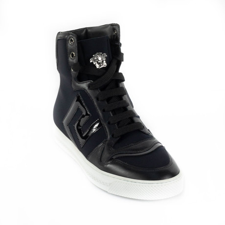High-Top Sneakers V3 // Black (Euro: 38)