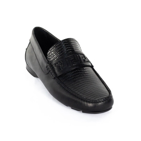 Loafers // Black (Euro: 38)