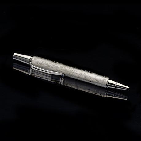 Meteorite Pen