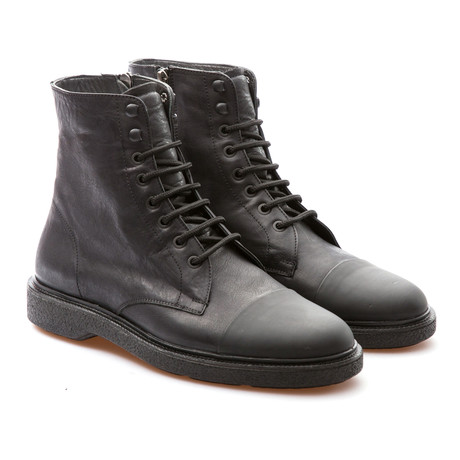 Philippe Cap Toe Boot // Black (Euro: 39)