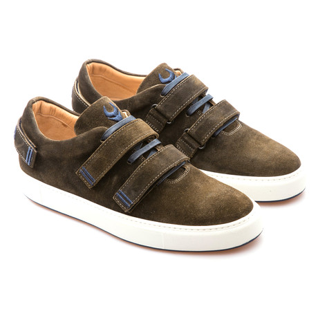 Cain Low Top Sneaker // Khaki (Euro: 39)