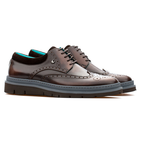 Earl Derby // Dark Brown (Euro: 39)