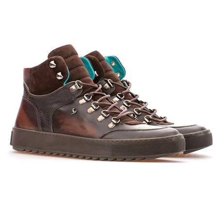 Barron Hiking Boot // Dark Brown (Euro: 39)