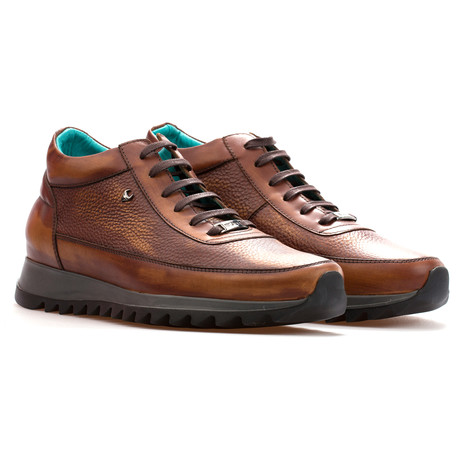 Rafael High Top Runner // Tobacco (Euro: 39)