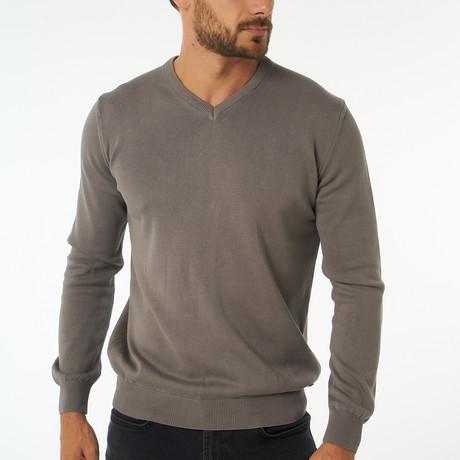 Zolia Sweater // Gray (S)