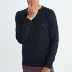 Ugo Sweater // Navy (3XL)