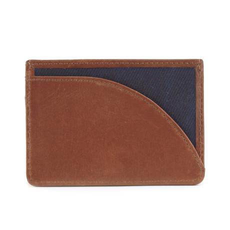 Langdale Card Holder // Navy