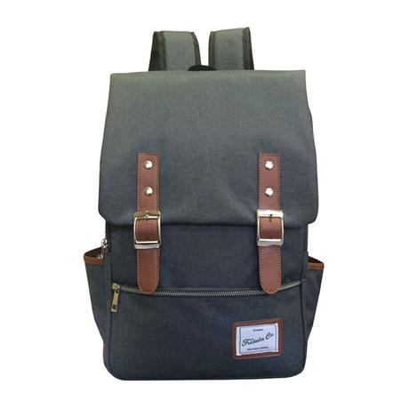 Patrick Backpack // Black