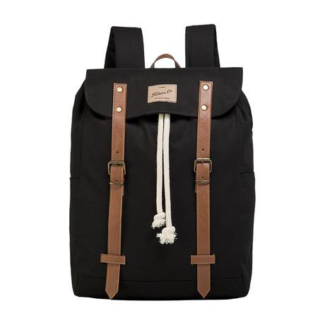 Tyler Backpack // Black