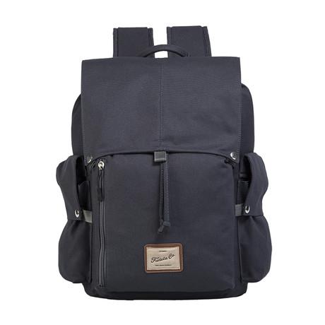 Aaron Backpack // Navy Blue