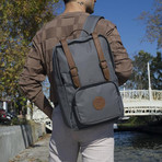 Levi Backpack // Gray