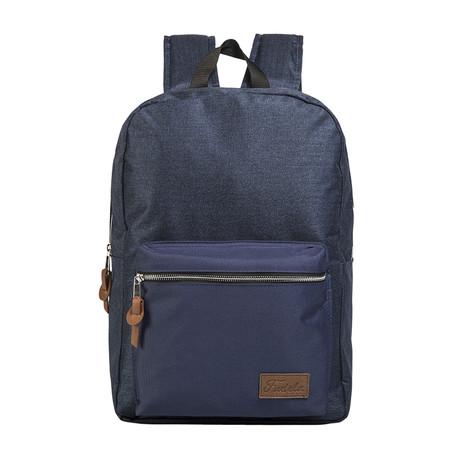 Adam Backpack // Navy Blue