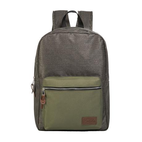 Benjamin Backpack // Khaki