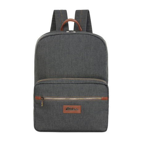 Ian Backpack // Dark Gray