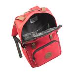 Albert Backpack // Red
