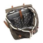 Bruce Backpack // Khaki
