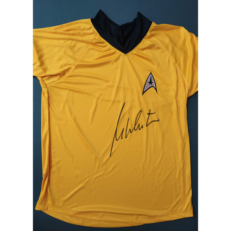 William Shatner // Star Trek Uniform Top