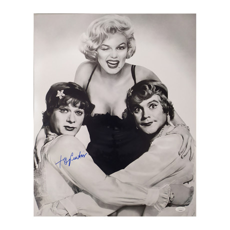 Tony Curtis // Some Like It Hot
