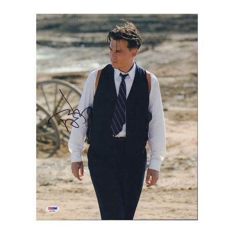 Johnny Depp // Public Enemies