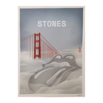 Rolling Stones // Limited Edition Numbered Poster
