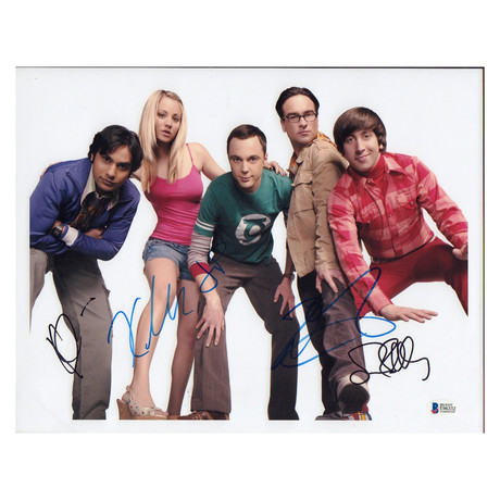 Big Bang Theory // Cast