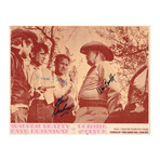 Bonnie & Clyde // Warren Beatty, Gene Hackman, & Michael J Pollard