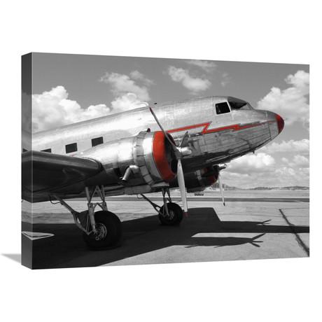 """DC-3 (24""""W x 18""""H x 1.5""""D)"""