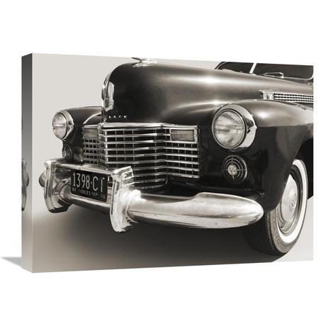 "1941 Cadillac Fleetwood Touring Sedan (24""W x 18""H x 1.5""D)"