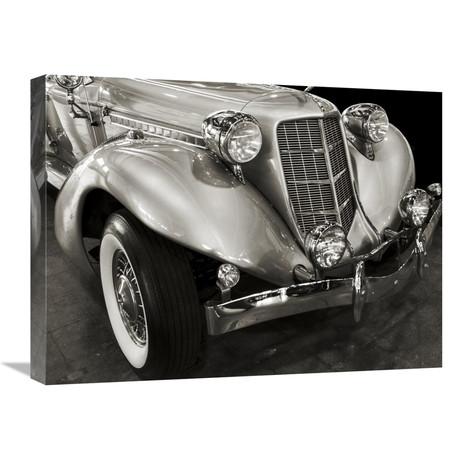 """Vintage Roadster (24""""W x 18""""H x 1.5""""D)"""