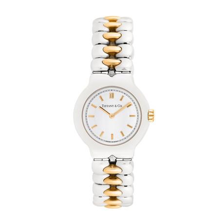 Tiffany & Co. Ladies Tesoro Quartz // Pre-Owned
