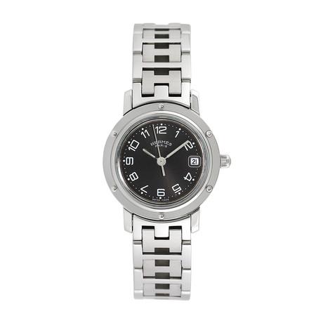 Hermès Ladies Clipper Quartz // CL4.210 // Pre-Owned
