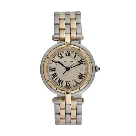 Cartier Ladies Cougar Ronde Quartz // Pre-Owned