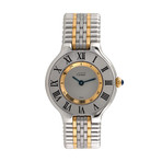 Must de Cartier Ladies Midsize Quartz // 764-TM11241 // Pre-Owned