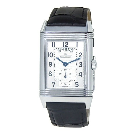 Jaeger-LeCoultre Grande Reverso Duo Manual Wind // Q3748421 // Pre-Owned