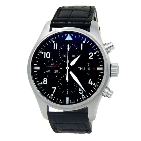 IWC Pilot's Chronograph Automatic // IW377701 // Pre-Owned